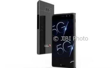Smartphone 5G Qualcomm. (Istimewa)