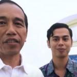 Surya Sahetapy Curhat Soal Nge-Vlog Bareng Presiden Jokowi