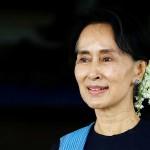 KRISIS ROHINGYA : Kampus Oxford Inggris Copot Lukisan Aung San Suu Kyi
