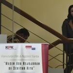 KPK Tahan Rekan Bupati Kukar Rita Widyasari