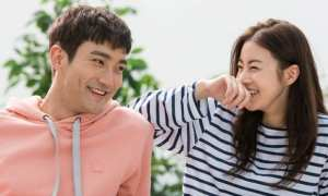 Choi Siwon dan Kang Sora (Soompi)