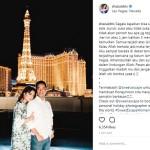 INSTAGRAM ARTIS : Sheza Idris Curhat Nyaris Jadi Korban Penembakan Las Vegas