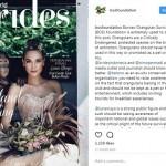 Luna Maya Jawab Kontroversi Foto Bareng Orang Utan