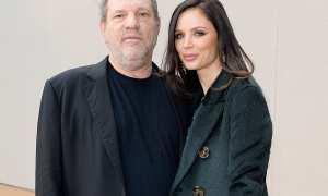Harvey Weinstein dan Georgina Chapman (People.com)