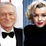 Terungkap! Ini Hubungan Hugh Hefner dan Marilyn Monroe