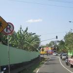 Jalan Kabupaten Juga Kebagian Rambu Lalin Baru