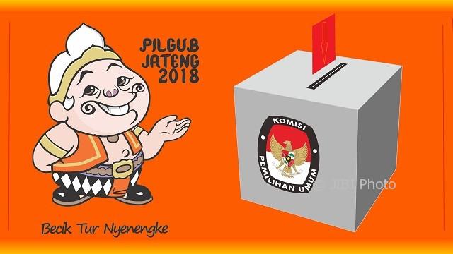 Ilustrasi Pemilihan Gubernur dan Wakil Gubernur (Pilgub) Jawa Tengah (Jateng). (JIBI/Semarangpos.com/Dok.)