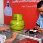 GERAKAN NONTUNAI : 30 PKL Simpang Lima dan Taman KB Kini Layani Transaksi Nontunai