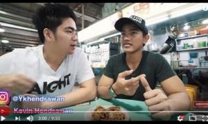 Kaesang menceritakan biaya hidupnya di Singapura (Youtube)