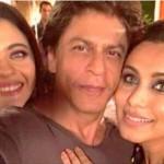 BOLLYWOOD : Shah Rukh Khan Bikin Rani Mukerji dan Kajol Bersatu