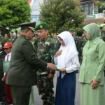 HUT TNI : Korem 072 Pamungkas DIY Rayakan HUT TNI dengan Bakti Sosial