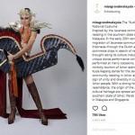 Heboh, Kuda Lumping Jadi Kostum Nasional Malaysia di Kontes Kecantikan