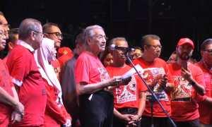 Mahathir Mohamad berikan pidato yang merendahkan Suku Bugis (Youtube)