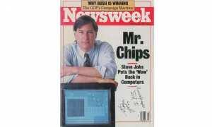 Majalah bertanda tangan Steve Jobs (Apple Insider)