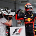 FORMULA ONE 2017 : Ungguli Hamilton, Verstappen Juara GP Malaysia