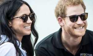 Meghan Markle dan Pangeran Harry (Telegraph.co.uk)