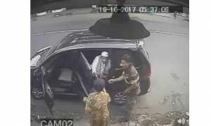Nenek-nenek asal Jember jadi korban perampasan (Facebook)