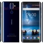 SMARTPHONE TERBARU : Nokia 9 Usung Layar Lengkung