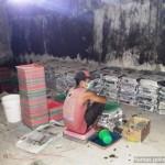 Polisi Gerebek Pabrik Nata De Coco Dicampur Pupuk Urea