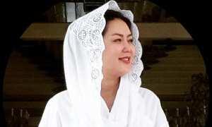 Politikus Partai Golkar yang dicalonkan sebagai cawagub dalam Pilgub Jateng 2018, Arianti Dewi. (pictame.com)