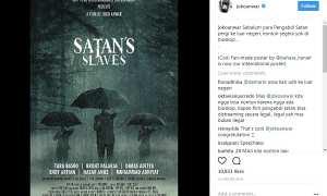 Poster Pengabdi Setan versi internasional (Instagram @jokoanwar)