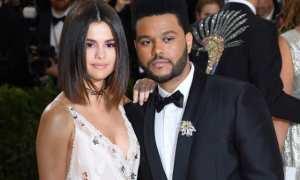 Selena Gomez dan The Weeknd (Glamour.com)