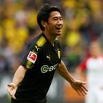 Kagawa Jadi Pemain Jepang Tertajam di Bundesliga Jerman