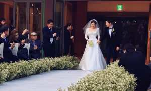 Song Joong Ki dan Song Hye Kyo (Allkpop)