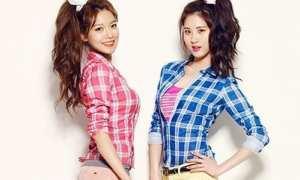 Sooyoung dan Seohyun (One Hallyu)