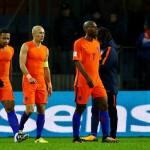 Robben Pesimistis Belanda Bisa Lolos ke Piala Dunia 2018