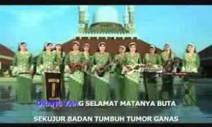 Video klip Bom Nuklir Nasida Ria (Youtube)