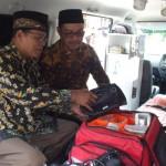 3 Desa di Pegunungan Menoreh Kini Punya Ambulans