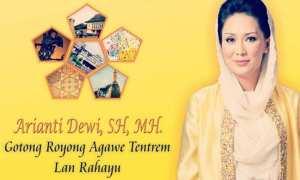 Arianti Dewi.