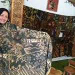 Penggagas Batik Pecel Madiun Ingin Populerkan Batik Warna Alam