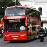 Foto Wisata Semarang Didukung Bus Tingkat