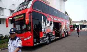 bus tingkat Kota Semarang, Si Kenang.