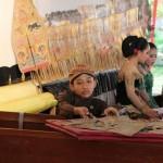 Siswa SMPN 1 Kota Madiun Jadi Penyaji Terbaik Festival Dalang Bocah Nasional