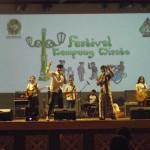 Penutupan Festival Kampung Wisata Berlangsung Meriah