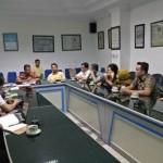 KUNJUNGAN MEDIA : BNPT dan FKPT Desak Media Sajikan Jurnalisme Damai