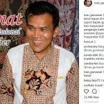 Hari Batik Nasional, Ivan Gunawan Banggakan Bupati Kudus