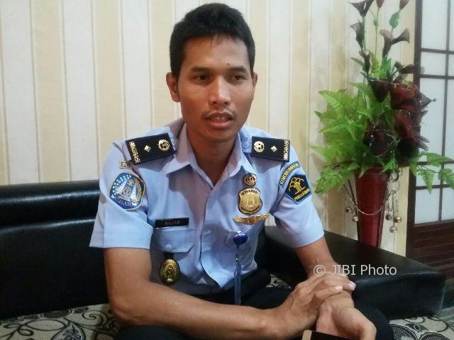 Kepala Imigrasi Kelas III Ponorogo, Najarudin Safaat. (Abdul Jalil/JIBI/Madiunpos.com)
