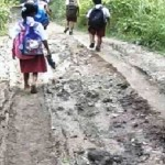 INFRASTRUKTUR SEMARANG : Jalan Bubur Masih Ada di Semarang, Pemerintah Disindir