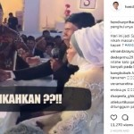 KISAH UNIK : Begini Lucunya Peserta Nikah Massal Saat Disaksikan Wali Kota Semarang