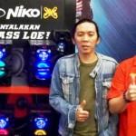 Slank Kini Duta Active Speaker Niko Elektronik