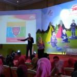 Morinaga Edukasi Orangtua untuk Membentuk Generasi Platinum