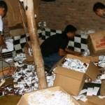 KPPBC Kudus Sita 822.290 Batang Rokok Ilegal