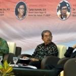 FOTO KAMPUS DI SEMARANG : Ika Undip Seminar, Tokoh Nasional Hadir