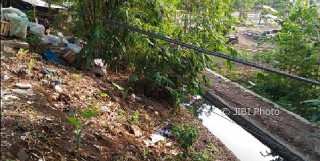 Kondisi salah satu sudut di taman yang terletak di Jl. Osamaliki, Kota Salatiga, Jateng. (Facebook.com-Agusta Rio Sasongko Koko)