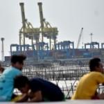 Foto Pelabuhan Tanjung Emas Dinamis