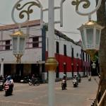 Foto Tata Kota Lama Semarang Lengkap